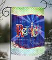 Rejoice Together Garden Flag