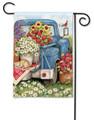 Flower Pickin' Time Garden Flag