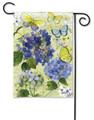 Hydrangea Beauties Garden Flag
