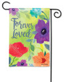 Forever Loved Garden Flag