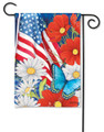 Red, White, and Blue Garden Flag