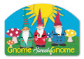 Gnome Sweet Gnome Yard Design