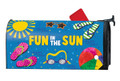 Summertime Fun Mailwrap