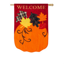 welcome fall banner the flag shop
