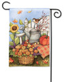 Loving Fall Garden Flag