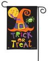 Witches Halloween Garden Flag
