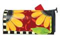 Whimsical Sunflower Mailwrap