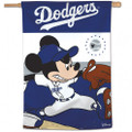 Los Angeles Dodgers / Disney Mickey Mouse Banner