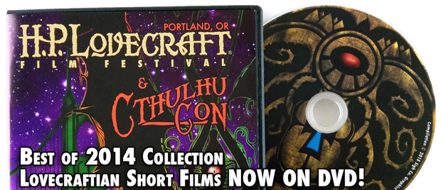 H.P. Lovecraft Film Festival Best of 2014 Collection DVD