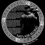 Edgar Allan Poe - Nevermore shirt