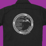 Edgar Allan Poe - Nevermore Work shirt