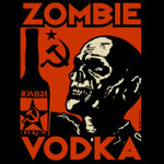 Zombie Vodka shirt