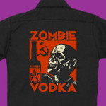 Zombie Vodka Work Shirt