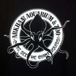 Arkham Aquarium t-shirt