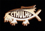 Cthulhu Fish (LAPEL PIN)