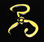 The Yellow Sign (LAPEL PIN)