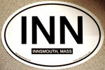 Innsmouth Euro Oval Decal (STICKER)