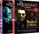HP Lovecraft Collection Volumes 1 & 2 DVD Set