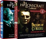 HP Lovecraft Collection Volumes 1 &amp; 2 DVD Set