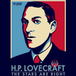 H.P. Lovecraft - The Stars Are Right shirt