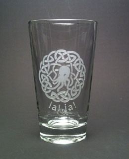 etched barware