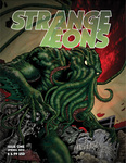 Strange Aeons Magazine Issue #1