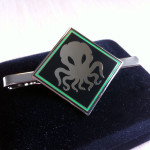 Cthulhu Tie Bar
