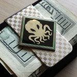 Cthulhu Money Clip