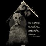 Cthulhu Sphinx shirt