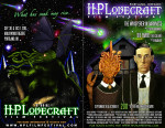 2011 H.P. Lovecraft Film Festival - Portland signed poster combo