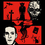 Zompire VS H.P. Lovecraft Film Festival shirt