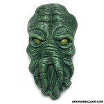 Green Cthulhu magnet