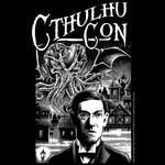 CthulhuCon 2014 shirt by Allen K.