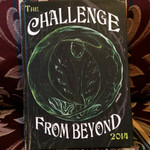 Challenge From Beyond 2014 Limited Edition book