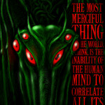 The Most Merciful Thing Poster