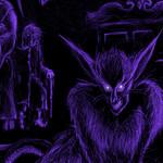 Dreams in Arkham art print