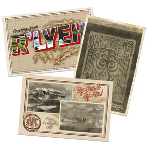 Postcards from R'lyeh
