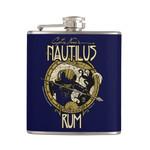 Nautilus Rum Flask