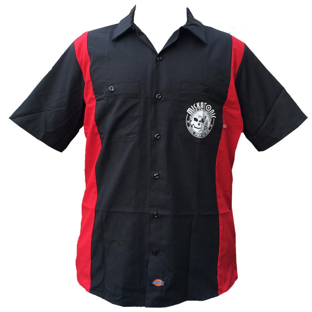 MCC bowling shirt