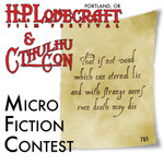 3rd Annual Lovecraftian Micro Fiction contest