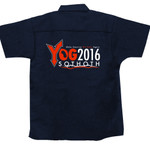 Yog Sothoth for President work shirt