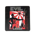 Evil Lager Coasters