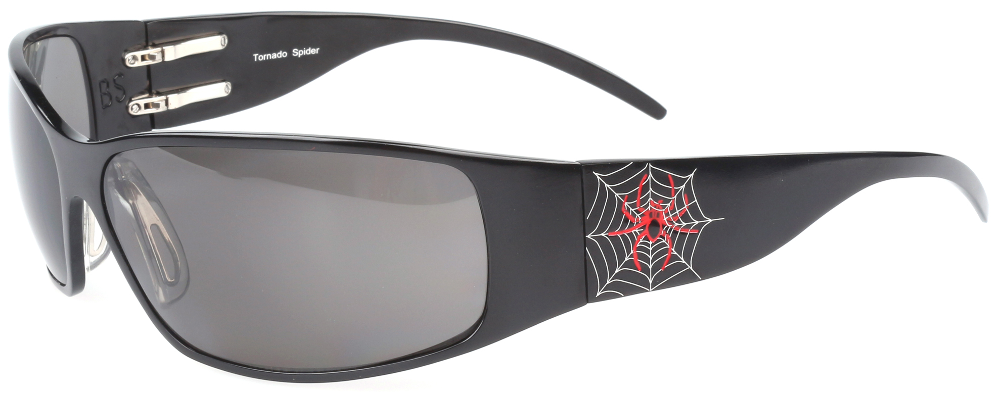 OutLaw Eyewear Tornado Spider Aluminum MetalSunglass for Motorcycle riding