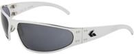 Gatorz Wraptor and Motorcycle Billet Aluminum sunglasses, Polished Aluminum frame Chrome lenses