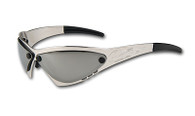 Eliminator Billet Aluminum Sunglasses - Chrome lenses
