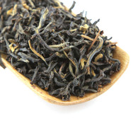 Our organic golden Assam is rich, sweet and malty. One of our most popular black teas.