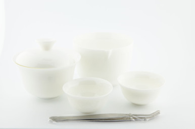 Mini Travel Tea Set, have gong fu tea ware with you