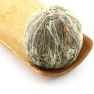 Blooming tea,better known as flowering tea.