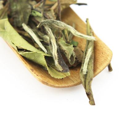 Shou Mei white tea 寿眉白茶
