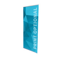 "33"" L Banner Stand"